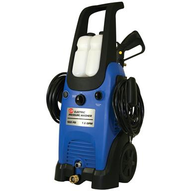 Campbell Hausfeld 174 1 800 Psi Electric Pressure Washer 167115 Pressure Washers At Sportsman S