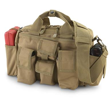 Fox Outdoor® Mission Response Bag, Coyote Tan