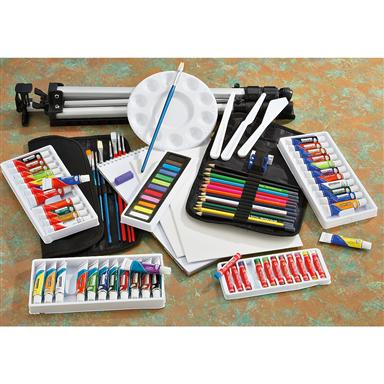 96-Pc. Royal and Langnickel's® Field Easel Art Set