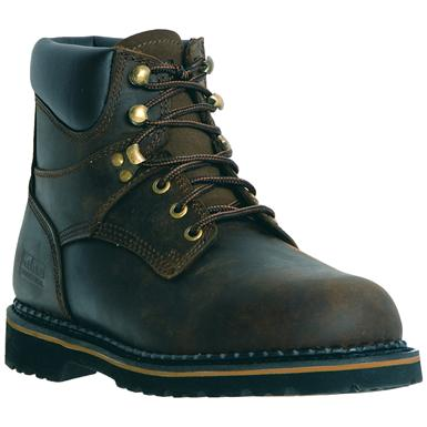 "Men's McRae Industrial® 6"" Lace-up Work Boots"