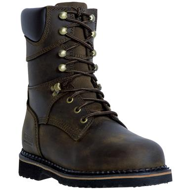 "Men's McRae Industrial® 8"" Lace-up Work Boots"