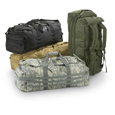 Jumbo Military-style Patrol Bag