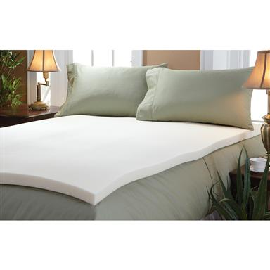1 1/2 inch Memory Foam Mattress Topper