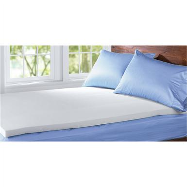 "Comfort Revolution Memory 3"" Foam Mattress Topper"