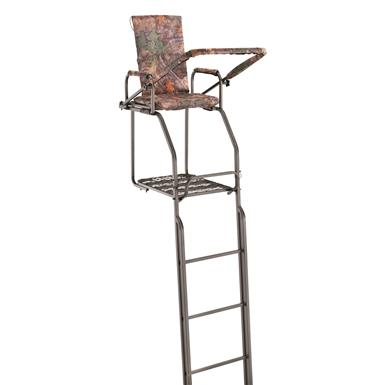 Guide Gear 21' Deluxe Double Rail Ladder Tree Stand