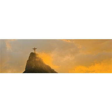 Vantage Point Concepts® Christ the Redeemer at Corcovado National Geographic Window Graphics