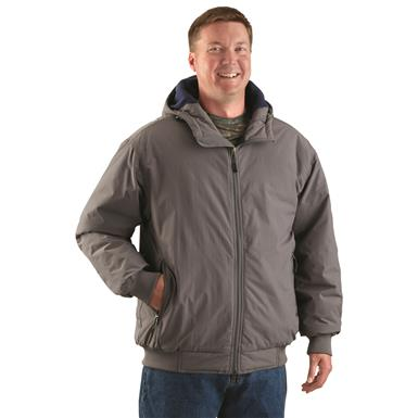 Guide Gear Men's Hooded Cascade Jacket, Castlerock