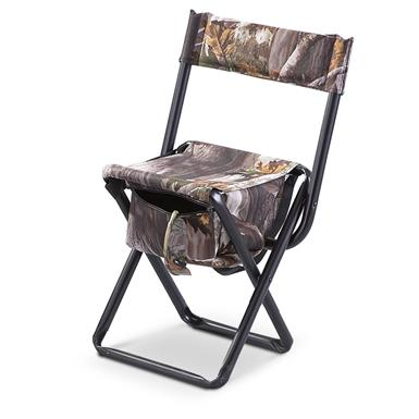 Allen High-Back Hunting Blind Chair