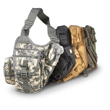 Military-style Sidekick Sling Bag