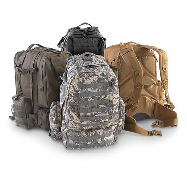 Red Rock Diplomat Large Tactical Assault Pack