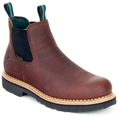Georgia Men's Romeo Waterproof Pull On Boots