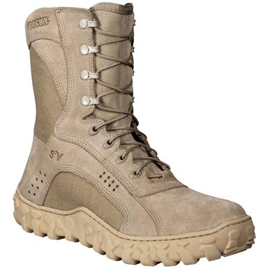 Men's Rocky® S2V Vented Military / Duty Sport Combat Boots