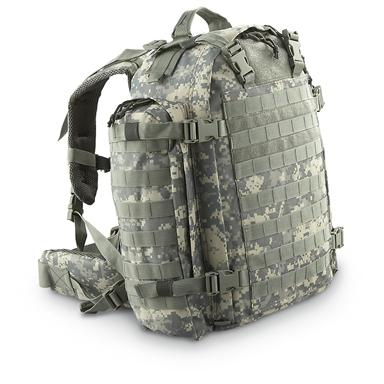 Military-style Modular Field Pack