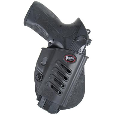 Barretta PX4 Storm Evo Paddle Holster with Double Mag Pouch