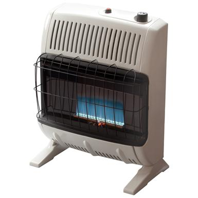 Mr. Heater 20,000 BTU Vent-free Blue Flame Gas Heater