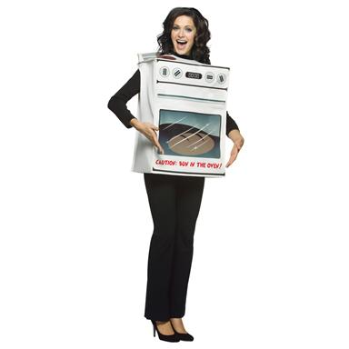 Adults' Morris Costumes™ Bun in the Oven Costume