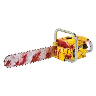 Animated Chainsaw