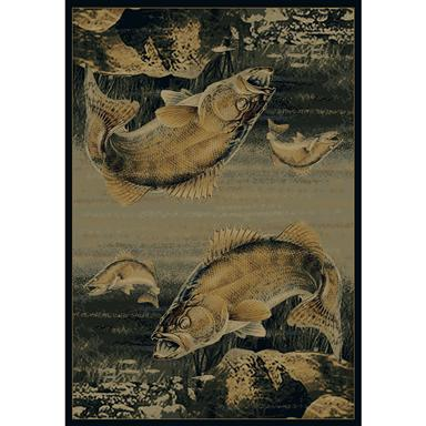 United Weavers® Walleye Predator Rug
