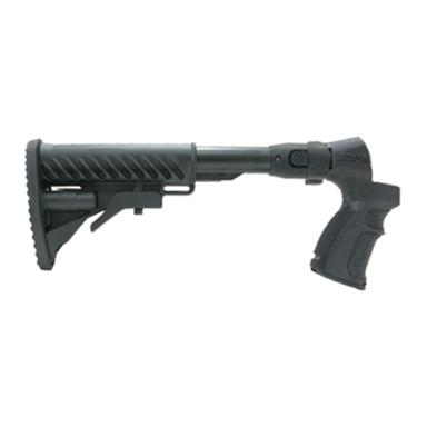 Mako® AR-15 / M4 Folding Collapsible Buttstock for Mossberg 500
