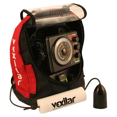 Vexilar Ultra and Pro Pack II Soft Pack Case.