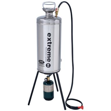 Zodi® Extreme SC™ Portable Shower with Tripod Stove