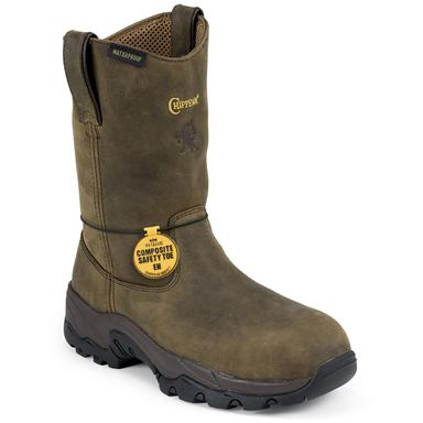 Men's Chippewa® Waterproof Composite Toe Wellington Boots