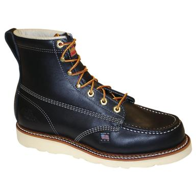 Men's Thorogood® 6 inch Moc Toe Work Boots