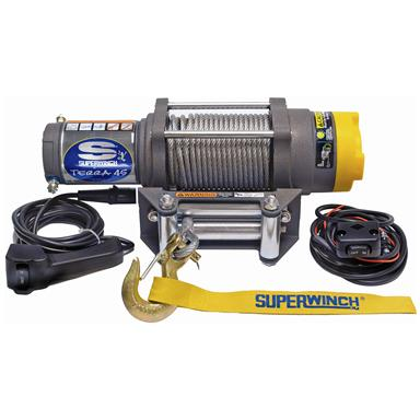 Superwinch Terra 45 Electric Winch