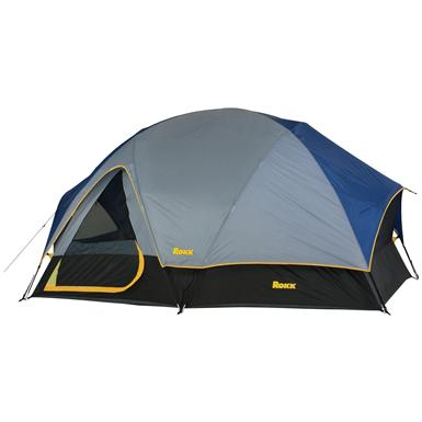 ROKK™ Bell Rock 2-room Family 6-person Dome Tent