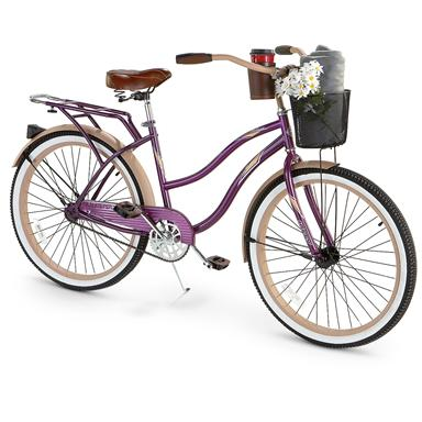 Huffy® Deluxe 26 inch Cruiser Bicycle, Women's