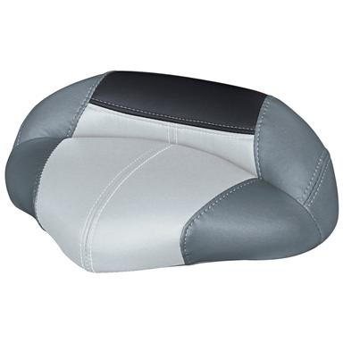 Wise® Blast-Off™ Series Pro Seat, Charcoal / Grey / Black