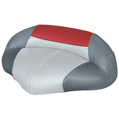 Wise® Blast-Off™ Series Pro Seat, Charcoal / Grey / Red
