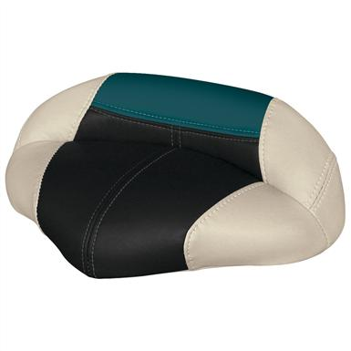 Wise® Blast-Off™ Series Pro Seat, Mushroom / Black / Green