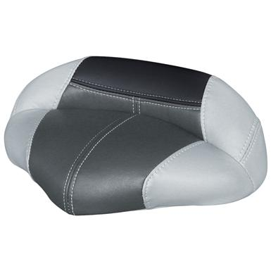Wise® Blast-Off™ Series Pro Seat,  Grey / Charcoal / Black