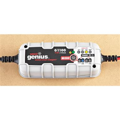 Genius™ G1100 1100mA Smart Charger