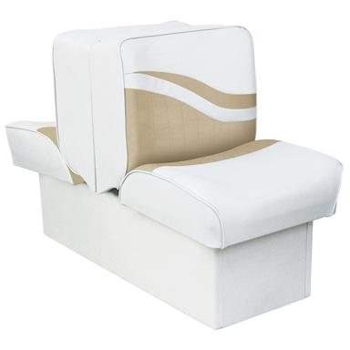 Wise® Weekender Lounge Seat, White / Sand