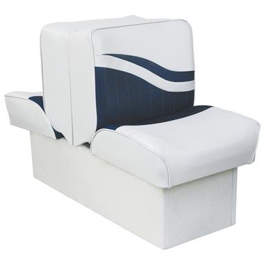 Wise® Weekender Lounge Seat, White / Navy