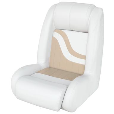 Wise® Weekender Series Boat Seat, White / Sand