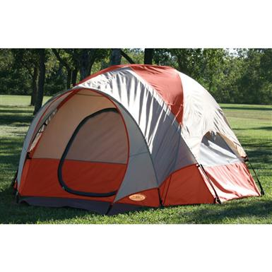 Texsport® Pebble Creek 3 - person Vestibule Tent with Rainfly