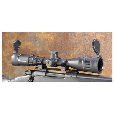 Firefield® 3-12x40 mm Illuminated Reticle Mil-dot Scope