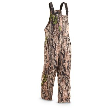 World Famous Sports Bibs, Northwoods Camo, Northwoods