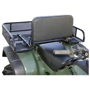 Great Day ATV Ride N' Rest Back Support, Black