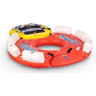 Sevylor® Inflatable Mothership Island with Clutch Towable