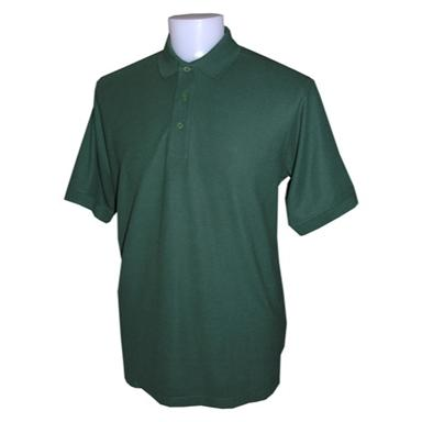 Essential Luxury Blend Pique Polo from Jockey®, Hunter Green
