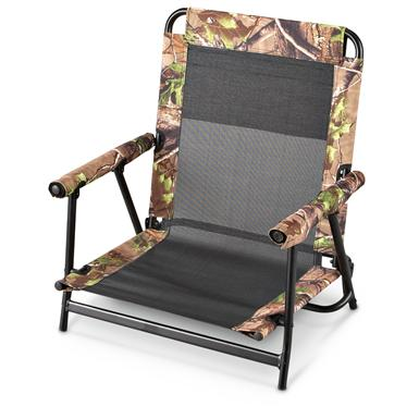 Ameristep® Low-profile Chair  sc 1 st  Sportsmanu0027s Guide & Ameristep® Low - profile Chair - 210660 Ground Blinds at ...