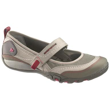 Women's Merrell® Mimosa Emme Trail Shoes, Aluminum