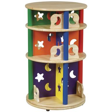 Guidecraft® Moon Stars Collection Media Carousel