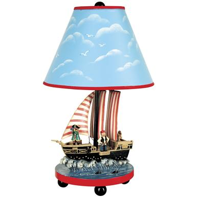 Guidecraft® Pirate Collection Table Lamp