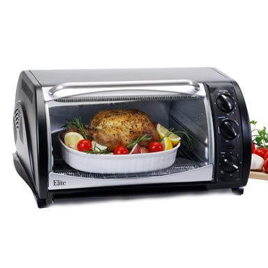 Elite® Toaster Oven Broiler with Convection