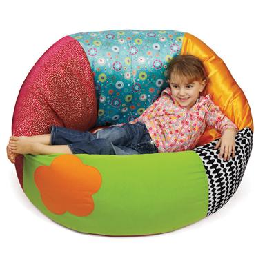Groovy Girls® Child-size Ready to Relax Beanbag Chair